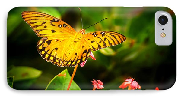 Poised For Flight IPhone Case by Mark Andrew Thomas