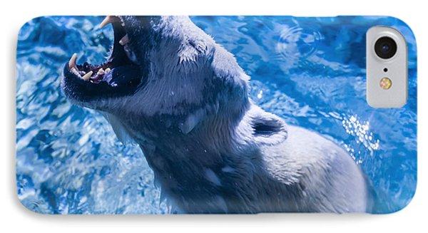 Polar Bear IPhone Case by Chris Flees