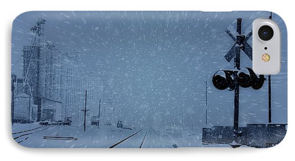 Polar Express IPhone Case by Dan Sproul