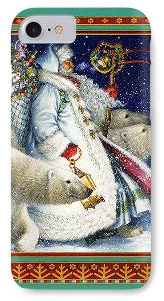 Polar Magic Phone Case by Lynn Bywaters