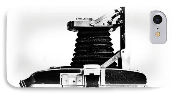 Polaroid Land Camera 95b 2 IPhone Case