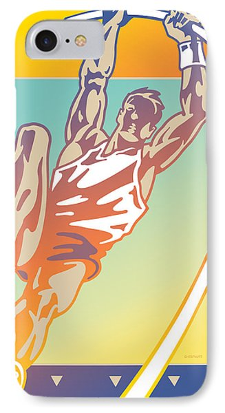 Pole Vault IPhone Case