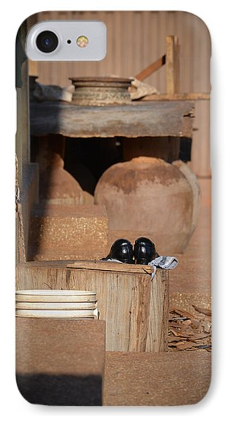 IPhone Case featuring the photograph Polished by Ronda Broatch