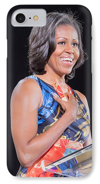 Political Ralley Phone Case by Ava Reaves