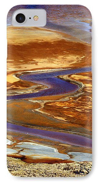Pollution Patterns IPhone Case by James Brunker