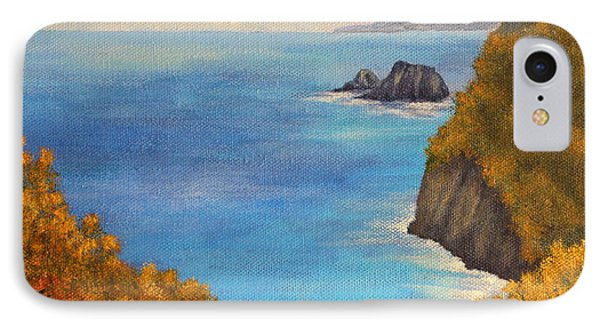 Pololu Valley Lookout Phone Case by Pamela Allegretto