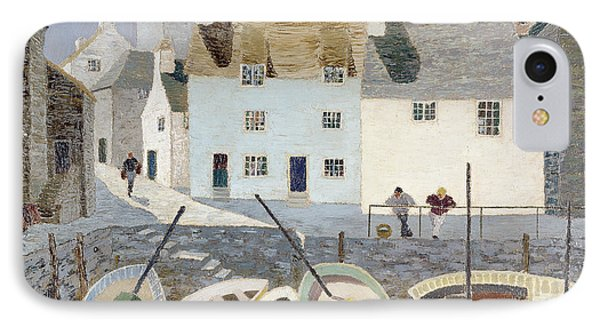 Polperro IPhone Case by Eric Hains