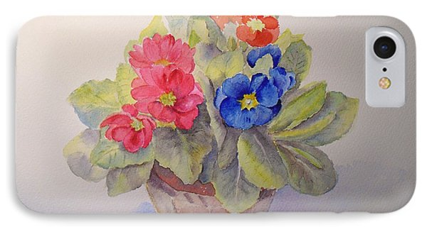 Polyanthus IPhone Case by Beatrice Cloake