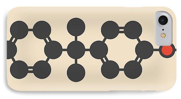Polycarbonate Plastic Polymer Molecule IPhone Case by Molekuul