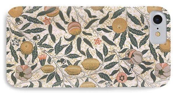 Pomegranate Design For Wallpaper IPhone Case