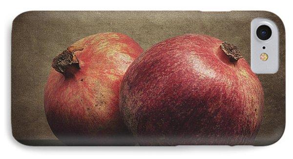 Pomegranate Phone Case by Taylan Apukovska