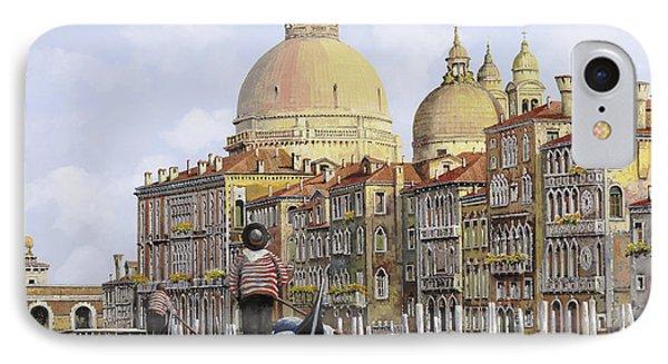 Pomeriggio A Venezia Phone Case by Guido Borelli