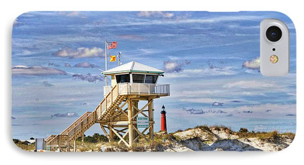Ponce Inlet Scenic IPhone Case by Alice Gipson