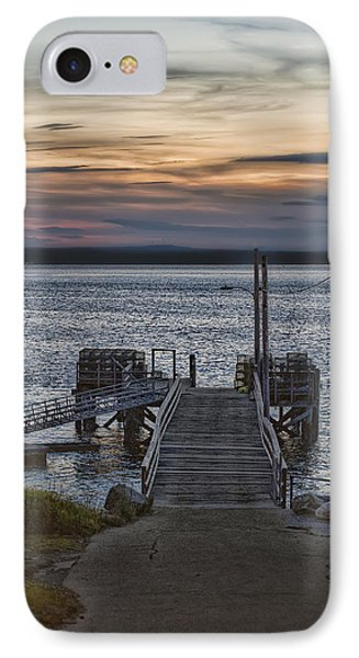 Ponce Landing IPhone Case by Richard Bean