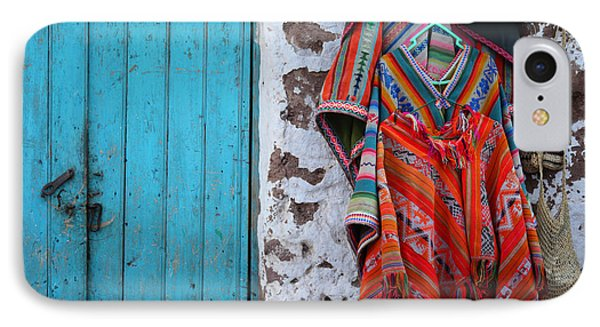 Ponchos For Sale Phone Case by James Brunker