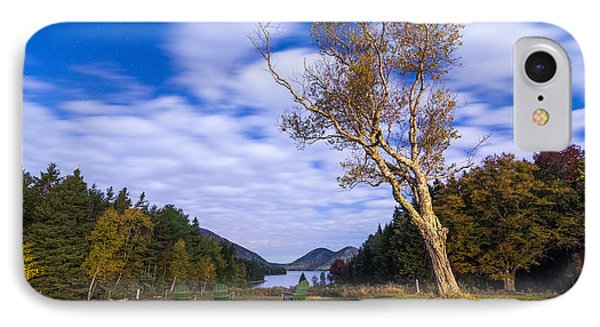 Pond House Views IPhone Case by Kristopher Schoenleber