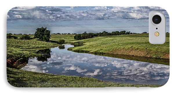 Pond Reflections IPhone Case by Jim McCain