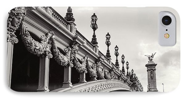 Pont Alexandre IIi IPhone Case