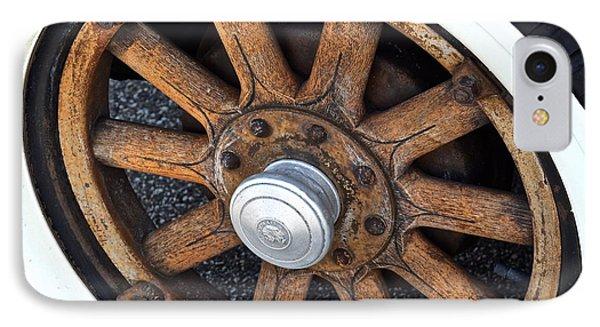 Pontiac Custom Sedan Phone Case by Frozen in Time Fine Art Photography