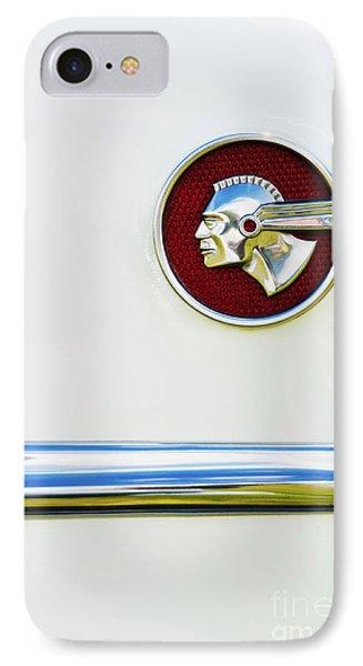 Pontiac Eight Chieftain Phone Case by Tim Gainey
