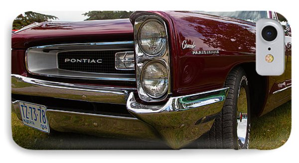 Pontiac Grande Parisienne IPhone Case by Mick Flynn