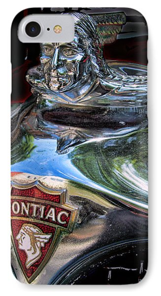 Pontiac Hood Ornament IPhone Case