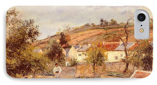Pontoise Phone Case by Camille Pissarro