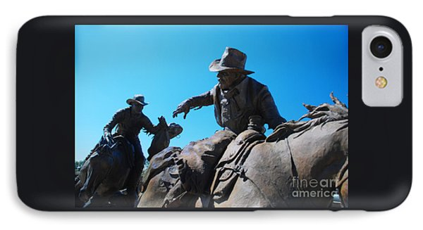 Pony Express IPhone Case