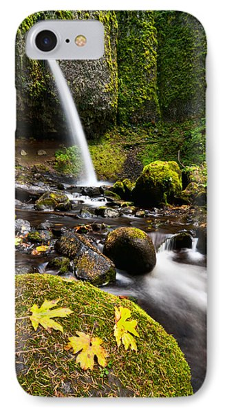 Ponytail Falls IPhone Case