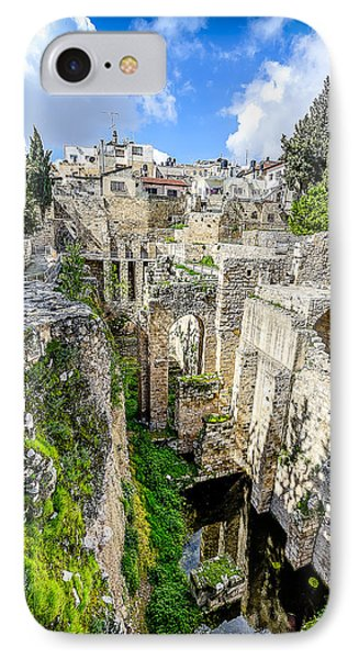 Pool Of Bethesda IPhone Case