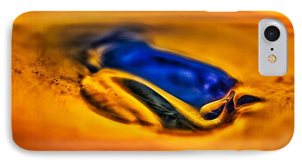 Pools Of Color Phone Case by Omaste Witkowski