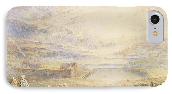 Pools Of Solomon IPhone Case by Joseph Mallord William Turner