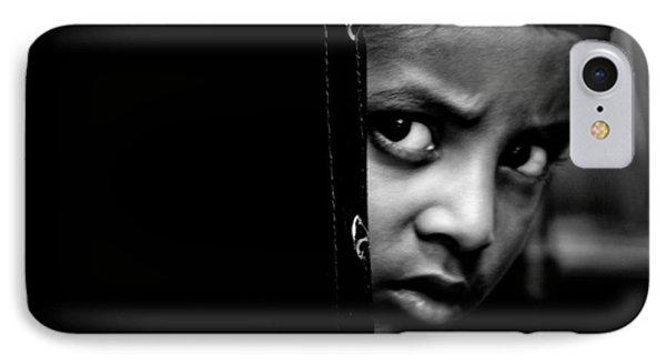 Poor Child IPhone Case