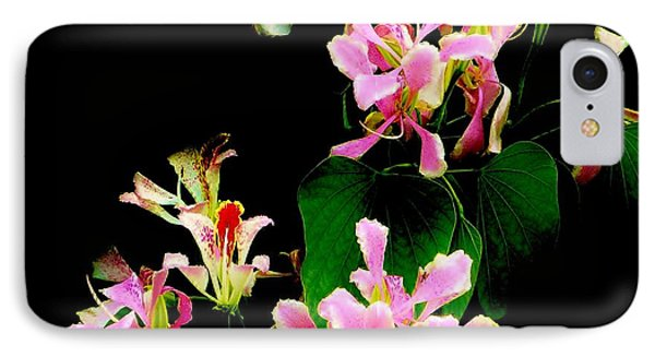 Poor Mans Orchid IPhone Case by Amar Sheow