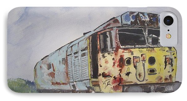 Poor Old Dear IPhone Case by Carole Robins