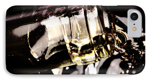 Pooring White Wine Phone Case by Tommytechno Sweden