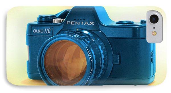 Pop Art 110 Pentax IPhone Case