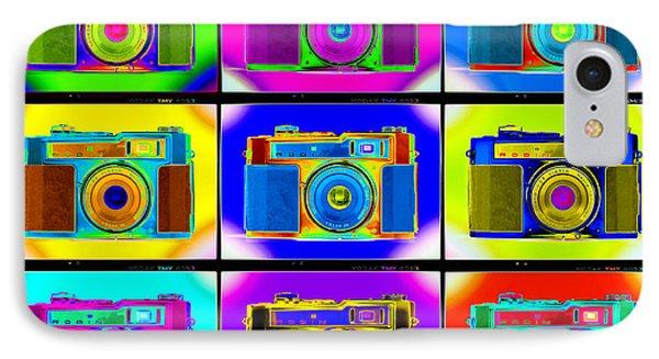 Pop Art Robin Proofs Phone Case by Mike McGlothlen