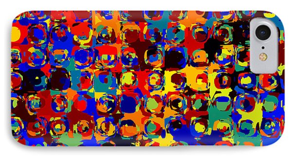 Pop Colors 14 Phone Case by Craig Gordon