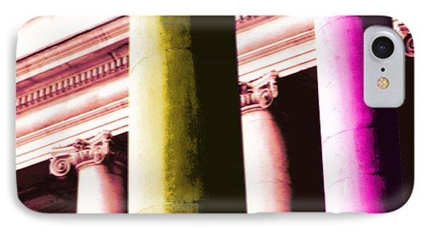 Pop Columns IPhone Case