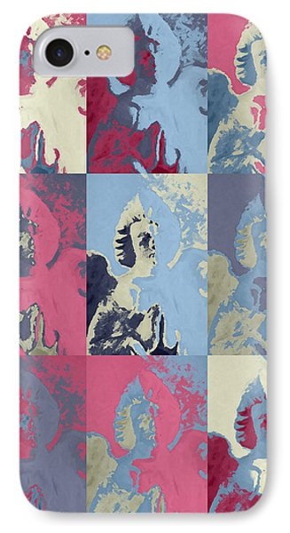 Popart An Angel IPhone Case by Tommytechno Sweden