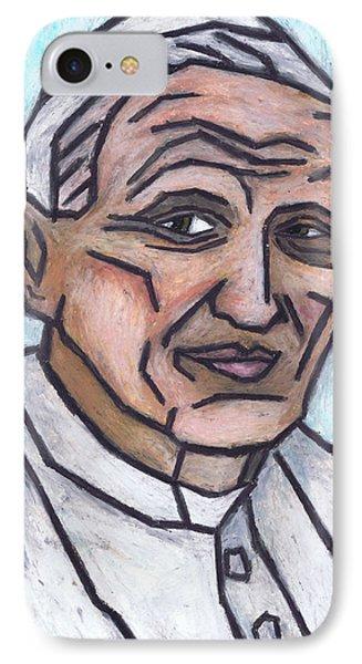 Pope John Paul II IPhone Case by Kamil Swiatek