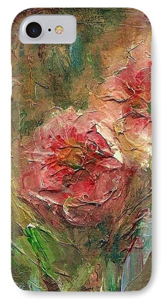 Poppies IPhone Case by Mary Wolf