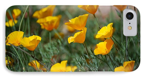 IPhone Case featuring the photograph Poppies by Tam Ryan