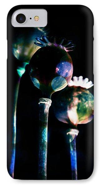 Poppy Buds IPhone Case