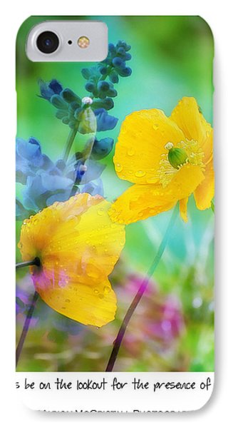 Poppy Dance IPhone Case