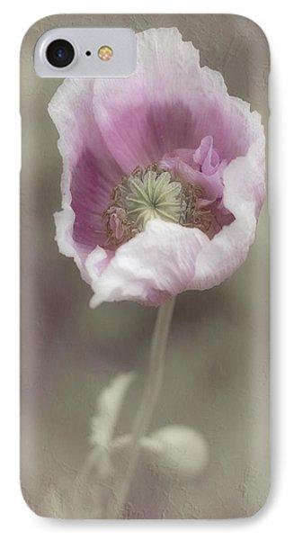 Poppy IPhone Case by Elaine Teague