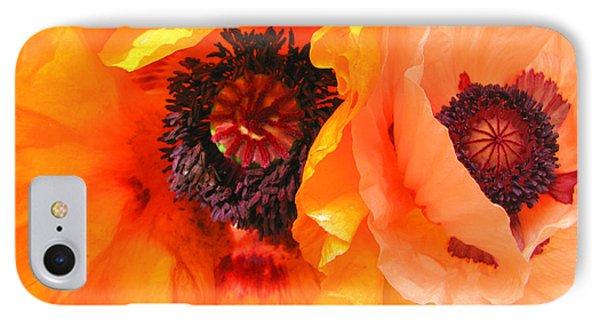 IPhone Case featuring the photograph Poppy Power by Brooks Garten Hauschild