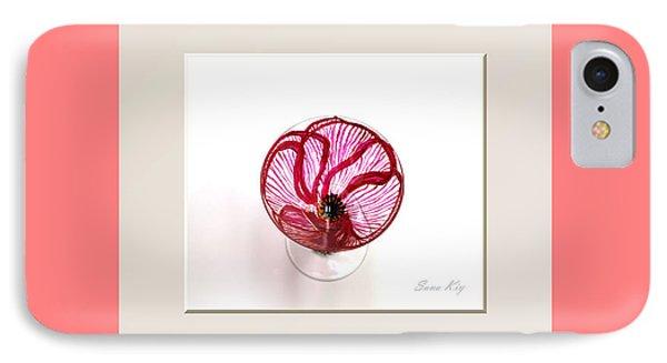 Poppy. Soul Inspirations Collection Phone Case by Oksana Semenchenko