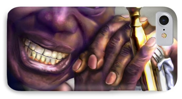 Pops Phone Case by Reggie Duffie